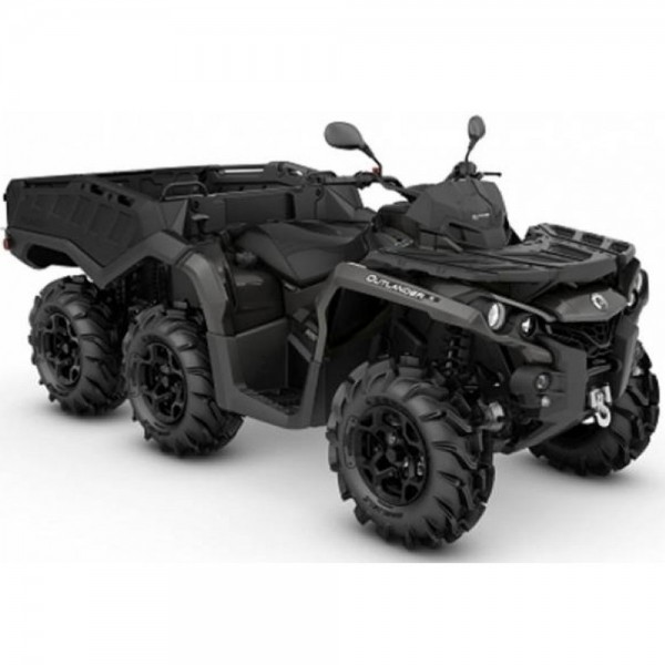 CAN-AM OUTLANDER 1000 PRO+ T 6X6 SIDE WALLS 2019
