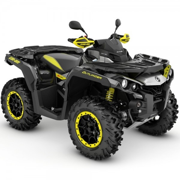 CAN-AM OUTLANDER 1000 XXC T ABS 2019