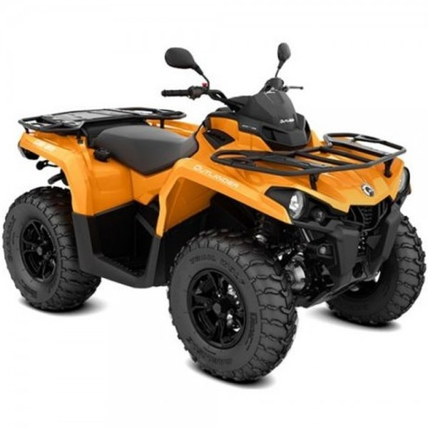 CAN-AM OUTLANDER 450 DPS T ABS 2019