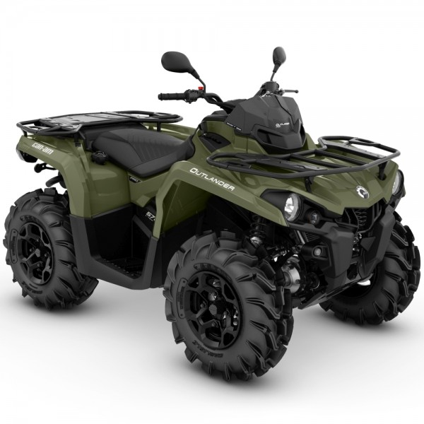CAN-AM OUTLANDER 570 PRO+ T 2019