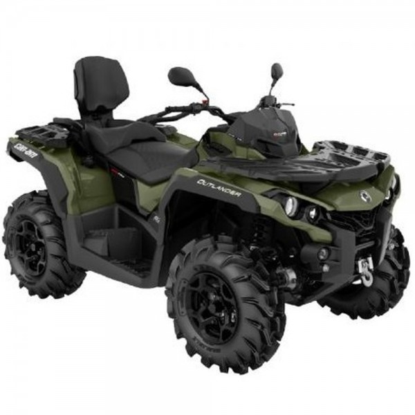 CAN-AM OUTLANDER MAX 570 PRO+ T 2019
