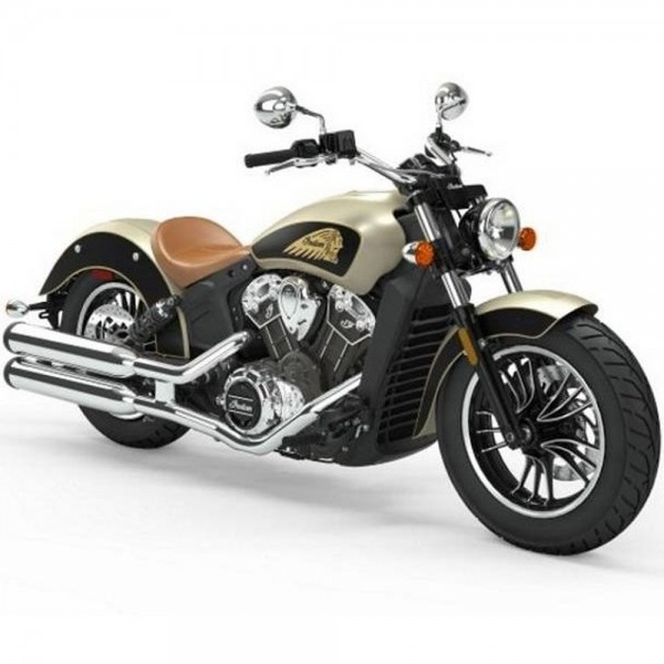 INDIAN Scout 1200 Dirt Track Smoke/Thunder Black  ICON 2019