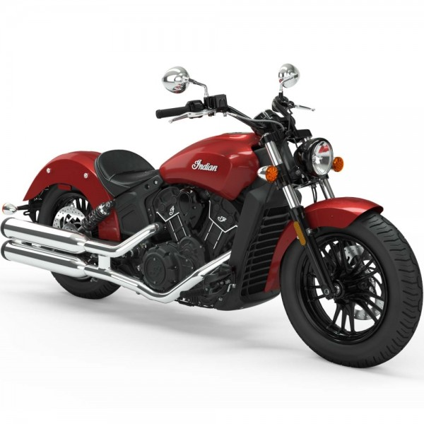 INDIAN Scout SIXTY Ruby Metallic  2019