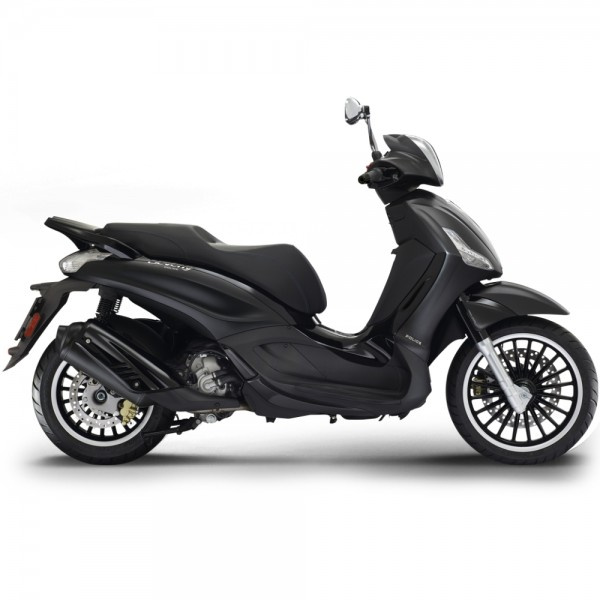 PIAGGIO BEVERLY 300 ABS POLICE 2018