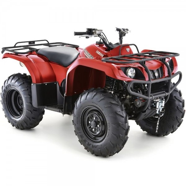 YAMAHA Grizzly 350 4WD (inmatriculabil T3)