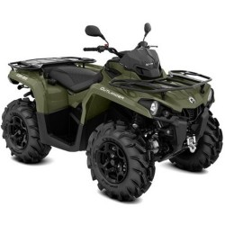 CAN-AM OUTLANDER 450 PRO+ T 2019