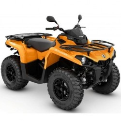 CAN-AM OUTLANDER 570 DPS T3 2018