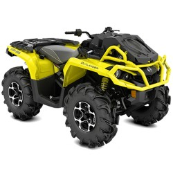 CAN-AM OUTLANDER 650 XMR 2019