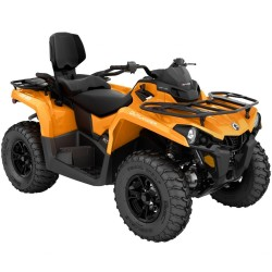 CAN-AM OUTLANDER MAX 570 DPS 2018