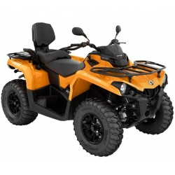 CAN-AM OUTLANDER MAX 570 DPS T ABS 2019