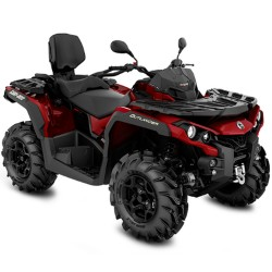 CAN-AM OUTLANDER MAX 650 PRO+ T 2019