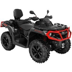 CAN-AM OUTLANDER MAX 650 XT T ABS 2019