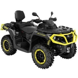 CAN-AM OUTLANDER MAX 650 XTP T ABS 2019