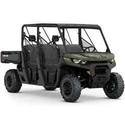 CAN-AM TRAXTER MAX HD8 DPS MY2020