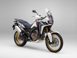 HONDA CRF 1000L Africa Twin Manual 2018