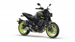 YAMAHA MT-09 ABS 2018