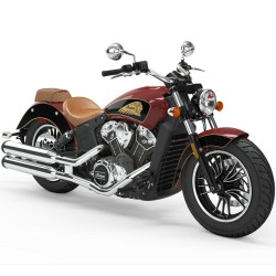 INDIAN Scout 1200 Indian Motorcycle Red/Thunder Black  2019