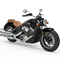INDIAN Scout 1200 Thunder Black  2019