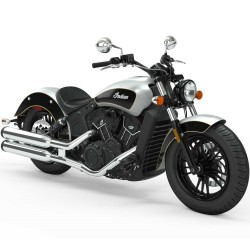 INDIAN Scout SIXTY Star Silver/Thunder Black  2019