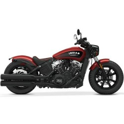 INDIAN Scout Bobber Ruby Metallic  ICON 2019