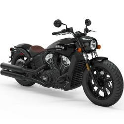 INDIAN Scout Bobber Thunder Black 2019