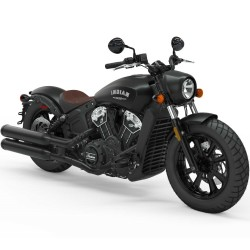INDIAN Scout Bobber Thunder Black Smoke  2019