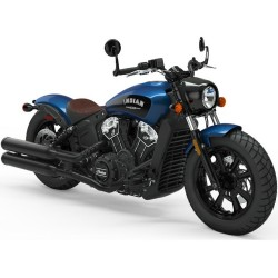 INDIAN Scout Bobber Brilliant Blue  ICON 2019