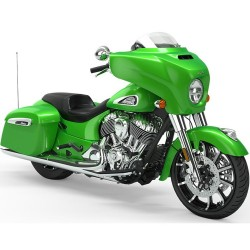 INDIAN CHIELFTAIN Limited Dragon Green ICON (Badlands) 2019