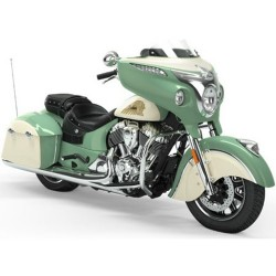 INDIAN CHIELFTAIN Classic Willow Green/Cream ICON 2019