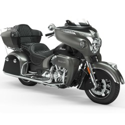 INDIAN ROADMASTER Steel Gray Smoke/Thunder Black Smoke 2019