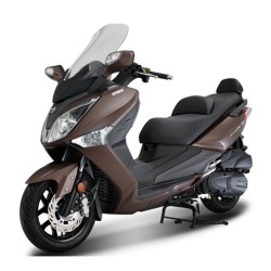 SYM GTS/JOYMAX 125i (Long windshield)
