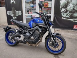 Yamaha MT-09 an 2018, 3260 km, in garantie pana in 2020