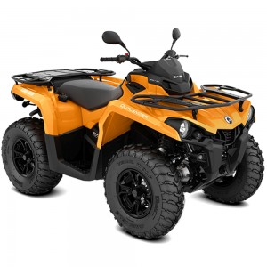 CAN-AM OUTLANDER 570 DPS T ABS 2019