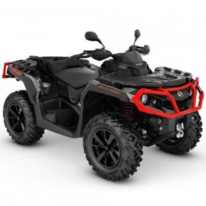CAN-AM OUTLANDER 650 XT T ABS 2019