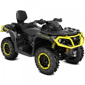 CAN-AM OUTLANDER MAX 1000R XTP 2019