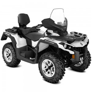 CAN-AM OUTLANDER MAX NORTH EDITION 650 2018