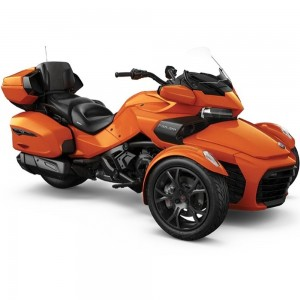 CAN-AM SPYDER F3 LTD 2019