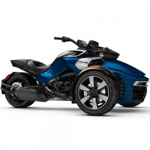 CAN-AM SPYDER F3 S SE6 2018