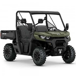 CAN-AM TRAXTER HD8 PRO T MY2020