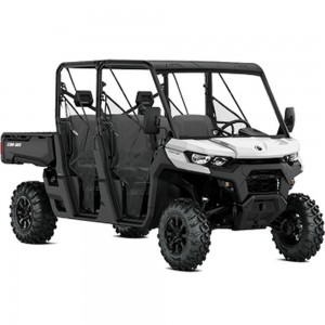 CAN-AM TRAXTER MAX HD10 DPS T MY2020