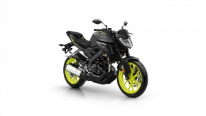 YAMAHA MT-125 ABS 2018