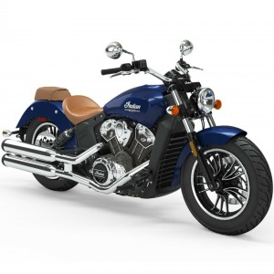 INDIAN Scout 1200 Deep Water Metallic  2019