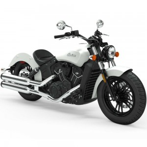 INDIAN Scout SIXTY White Smoke  2019