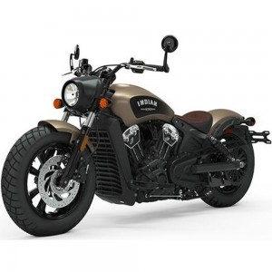 INDIAN Scout Bobber Deep Brass Smoke  ICON 2019