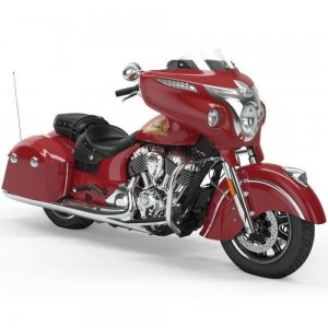 INDIAN CHIELFTAIN Classic Patriot Red Pearl ICON 2019