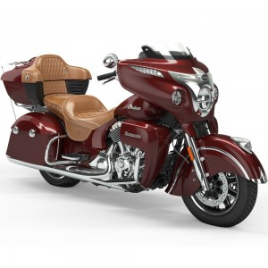 INDIAN ROADMASTER Burgundy Metallic 2019